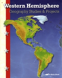 Geography Studies & Projects of the Western Hemisphere