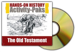 Old Testament Activity-Pak