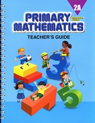 Primary Mathematics 2A - Teacher's Guide