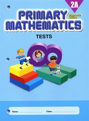 Primary Mathematics 2A - Tests