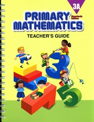 Primary Mathematics 3A - Teacher's Guide