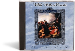 With Wolfe in Canada - MP3 CD