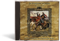 In Freedom's Cause - MP3 CD