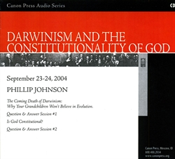Darwinism and the Constitutionality of God - CD