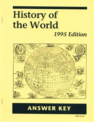 History of the World - CLP Answer Key (old)