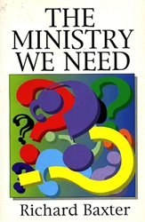 Ministry We Need