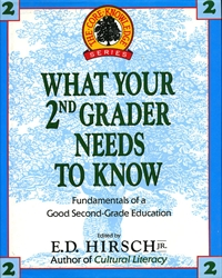 What Your 2nd Grader Needs to Know (old)
