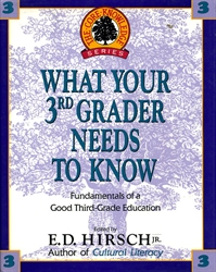 What Your 3rd Grader Needs to Know (old)
