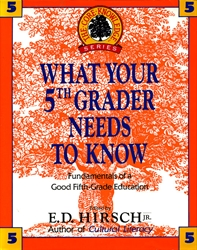 What Your 5th Grader Needs to Know (old)