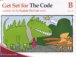 Get Set for the Code Book B - Exodus Books