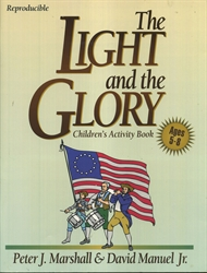 Light and the Glory - Children's Activity Book