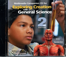 Exploring Creation With General Science - Companion CD