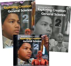 Apologia: Exploring Creation With General Science - Home School Kit