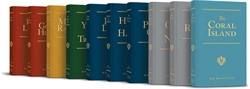 R. M. Ballantyne Christian Adventure Library - Set 1 (10 Volumes)