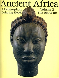 Ancient Africa Volume 2 - Coloring Book