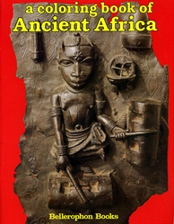 Ancient Africa Volume 1 - Coloring Book