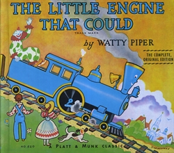 Little Engine That Could - Original Edition - Exodus Books