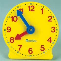 "4"" Geared Clock"