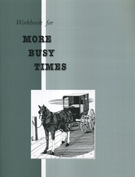 More Busy Times - Workbook