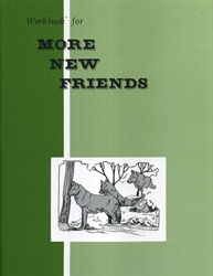 More New Friends - Workbook