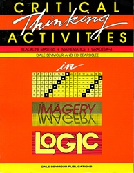 critical thinking activities in patterns imagery logic dale seymour publications By dale seymour publications secondary,  fascinating activities with intriguing numbers available in other format  critical thinking activities in patterns,.