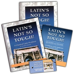 "Latin's Not So Tough! 1 - ""Full Set"""