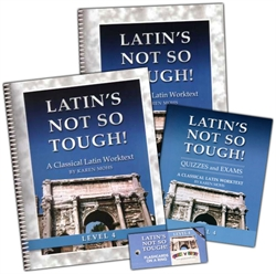 "Latin's Not So Tough! 4 - ""Full Set"""