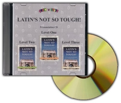 Latin's Not So Tough! 4-5 - Pronunciation CD
