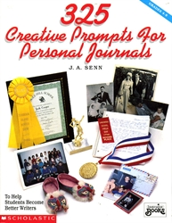 325 Creative Prompts for Personal Journals