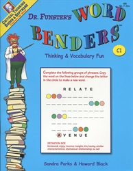 Dr. Funster's Word Benders C1
