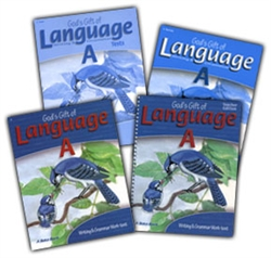 God's Gift of Language A - Kit (old) - Exodus Books