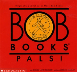 Bob Books Pals! - Level B, Set 2