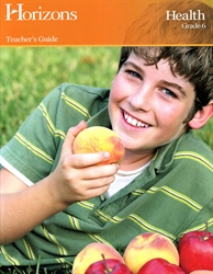 Horizons Health Grade 6 - Teacher's Guide - Exodus Books