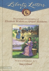 Liberty Letters: The Story of Pocahontas, 1613
