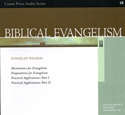 Biblical Evangelism - CD