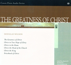 Greatness of Christ - CD