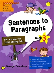 Sentences to Paragraphs Book 3