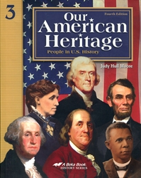Our American Heritage - Worktext