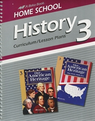 Our American Heritage - Curriculum/Lesson Plans