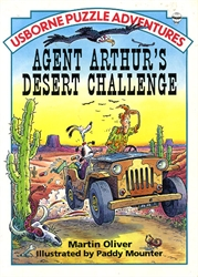 Agent Arthur's Desert Challenge - Exodus Books