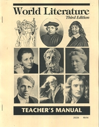 World Literature - Teacher's Manual (old)