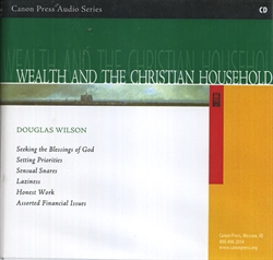 Wealth and the Christian Household - CD