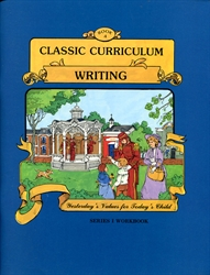 Classic Curriculum Writing Grade 1, Book 4