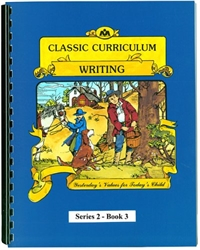 Classic Curriculum Writing Grade 2, Book 3