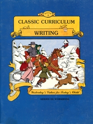Classic Curriculum Writing Grade 3, Book 2
