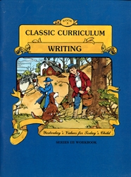 Classic Curriculum Writing Grade 3, Book 3