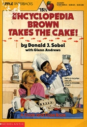 Encyclopedia Brown #15 1/2