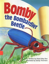 Bomby the Bombadier Beetle