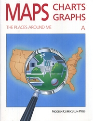 Maps/Charts/Graphs Level A - Exodus Books