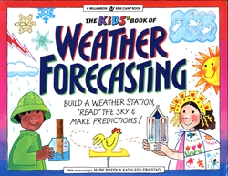 Kid's Book of Weather Forecasting